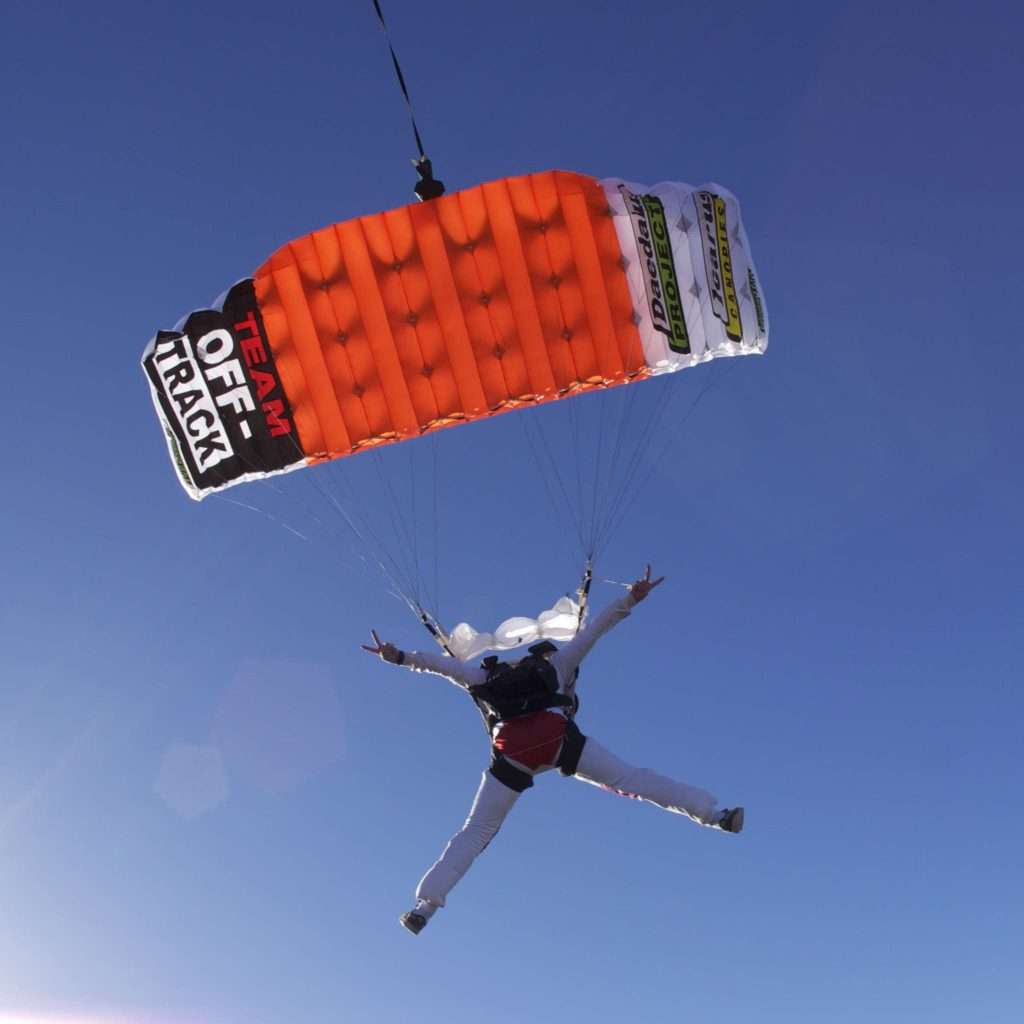 skydiving services