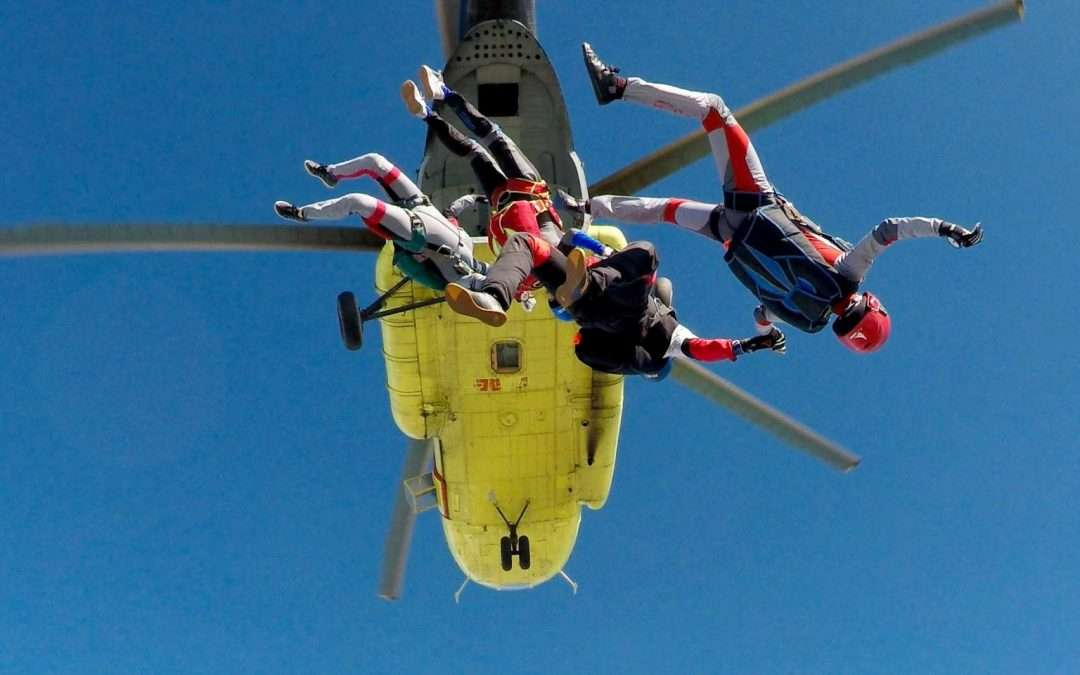Skydiving Gear – A Beginner's Guide